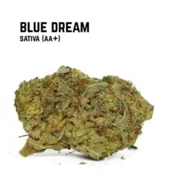 blue dream from cannabudpost for $99 per ounce