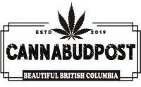 cannabudpost dispensary logo