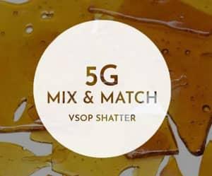 mix n match shatter