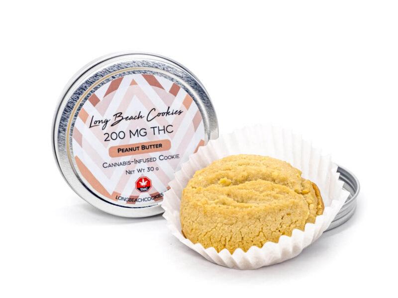 strong edible cookies 200mg
