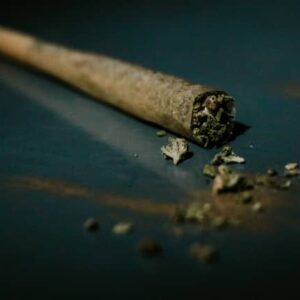 blunt joint with concentrates