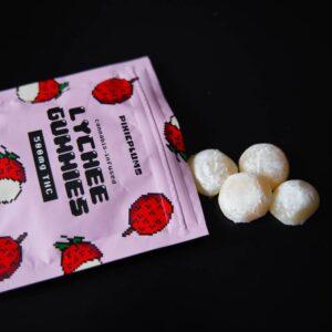 budlyft lycheed gummies